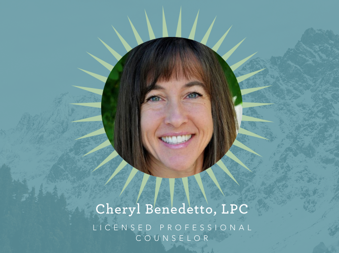 Cheryl Benedetto, LPC, Licensed Practicing Counselor