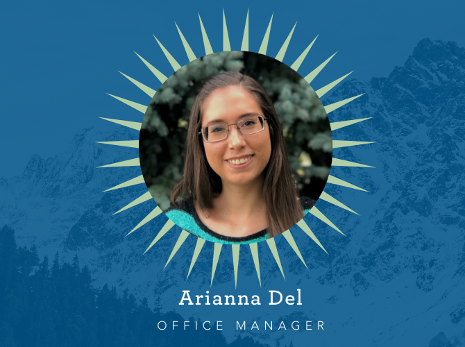 Arianna Del, Office Manager