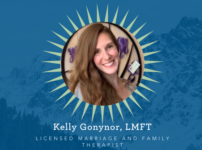 Kelly Gonynor, LMFT, Licensed Marriage and Family Therapist