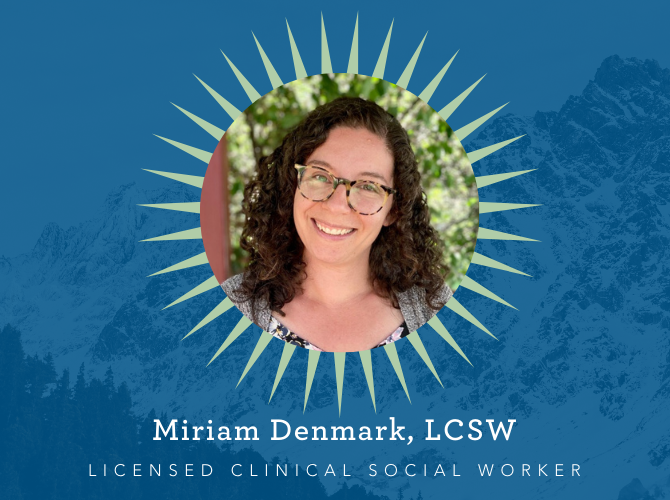 Miriam Denmark, LCSW, Licensed Clinical Social Worker