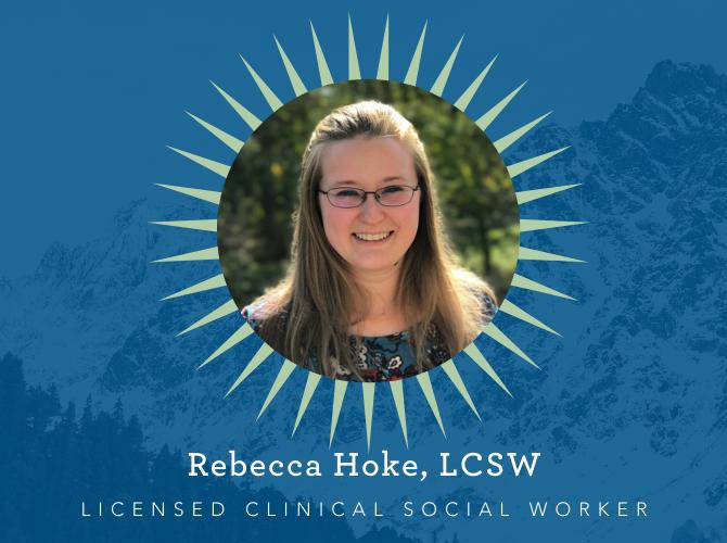 Rebecca Hoke, Licensed Clinical Social Worker